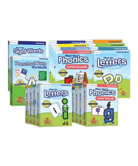 Preschool Prep Activity Set
