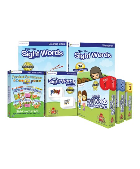 Meet the Sight Words Complete Set