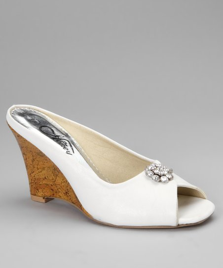 White Banana Wedge