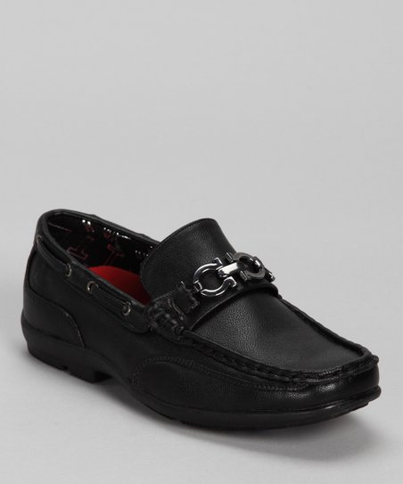 Black Jonas Loafer