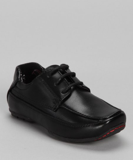 Black Joshua Shoe