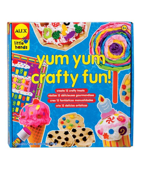 Yum Yum Crafty Fun! Set