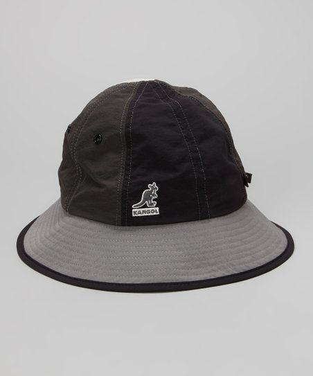 Gray Bucket Hat