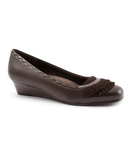 Mocha Dreama Wedge