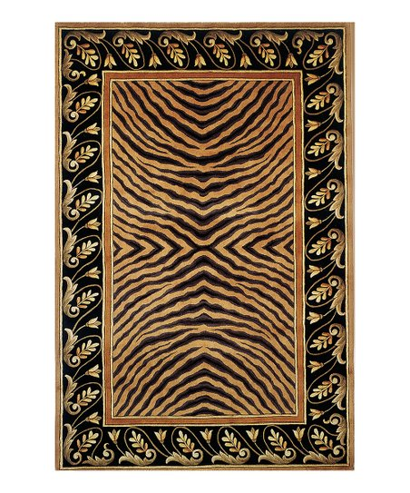 Brown Diva Rug