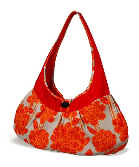 Blood Orange Tart Hobo Bag