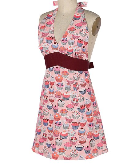 Frosting Halter Apron - Women