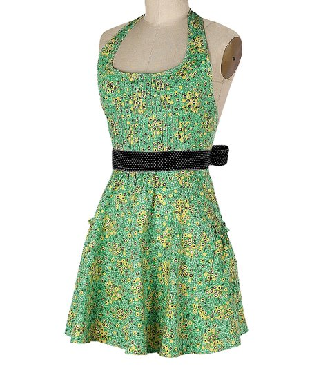 Buttercup Pintuck Apron - Women