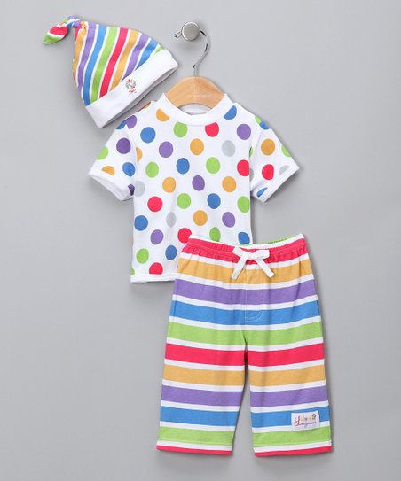 Rainbow Lollipop Loungewear Set
