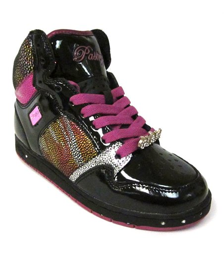 Blackberry Glam Pie Fantasy Hi-Top