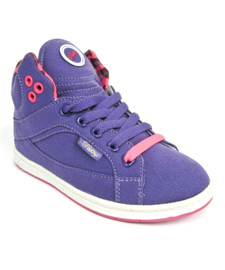 Purple Sire Hi-Top