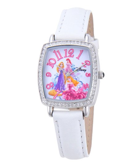 White Rapunzel, Ariel & Snow White Watch