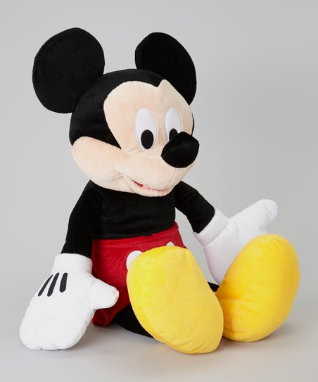"25"" Mickey Mouse Plush Toy"