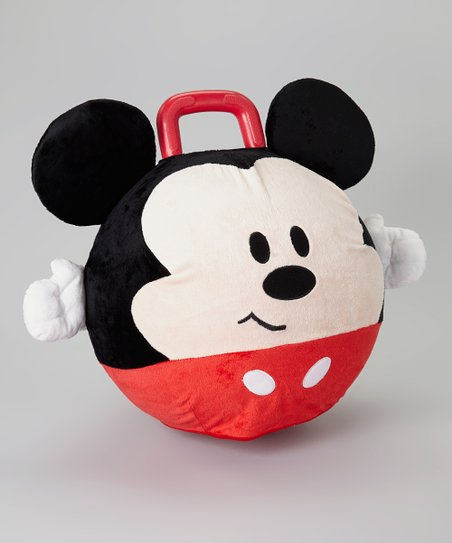 Mickey Plush Hopper