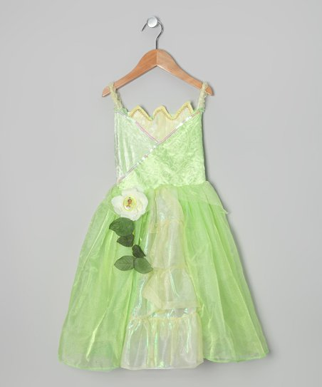 Green Princess Tiana Dress