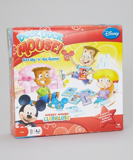 Duck, Duck, Mouse! Game Set