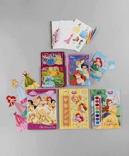 Disney Princess Activity Set 1