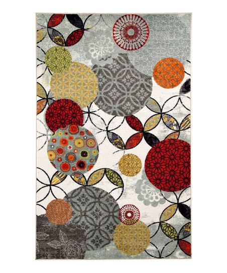 Give & Take Kaleidoscope Rug