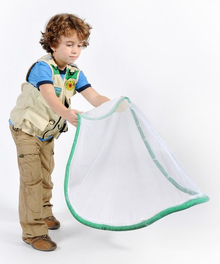 Backyard Safari Super Throw Net Set