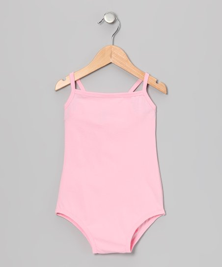 Pink Leotard - Infant, Toddler & Girls