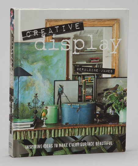 Creative Display Hardcover