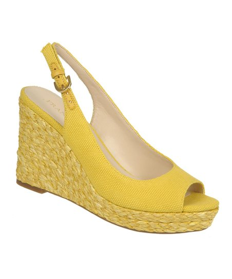 Yellow Rory Espadrille