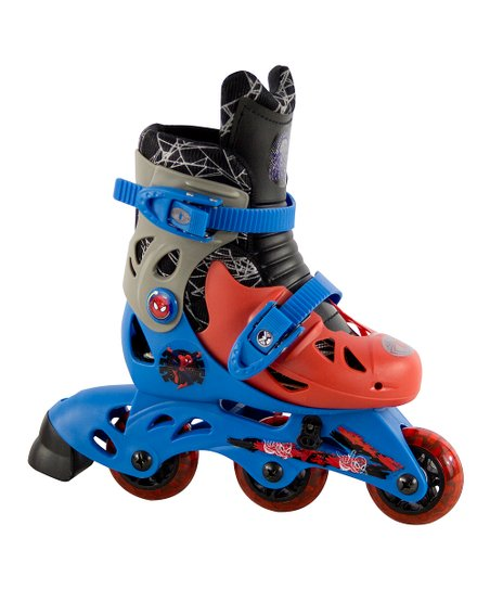 Amazing Spider-Man Convertible Skates