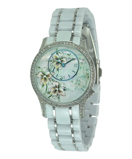 White Jasmine Watch