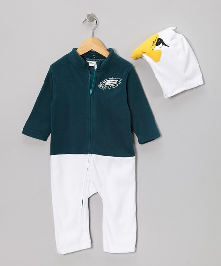 Philadelphia Eagles Fleece Playsuit - Infant & Toddler