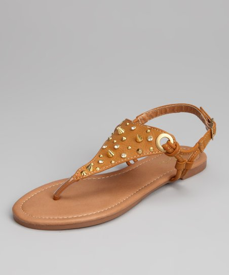 Camel Capri Sandal
