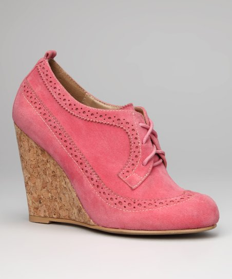 Pink Taxxi Bootie