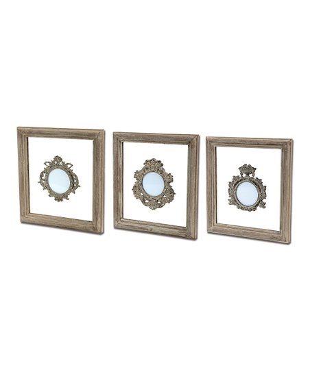 Picture Frame - Set of Three