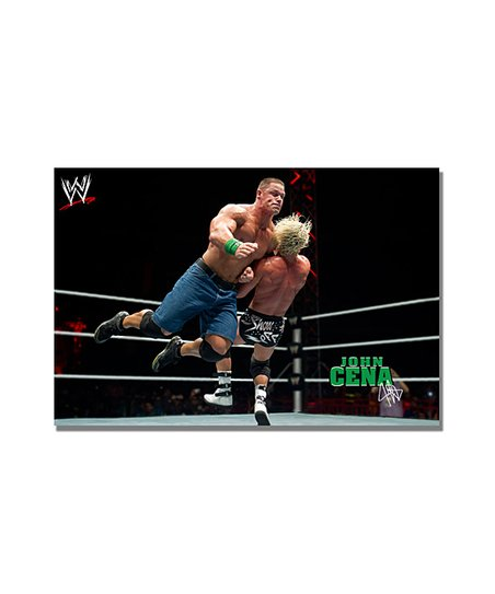 24'' John Cena Clothesline Gallery-Wrapped Canvas