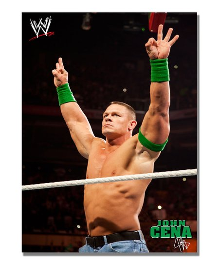 32'' John Cena Victory Gallery-Wrapped Canvas