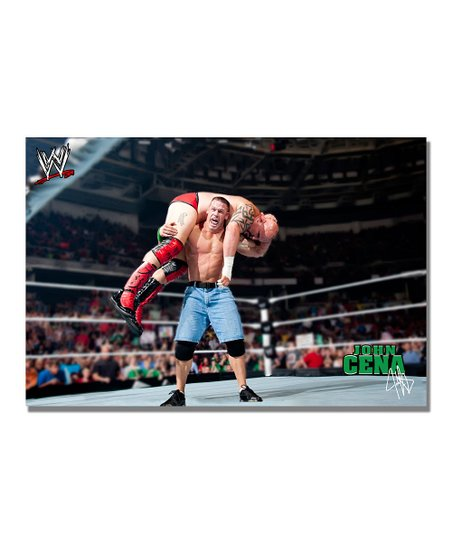 32'' John Cena Lift Gallery-Wrapped Canvas