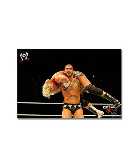 24'' CM Punk Gallery-Wrapped Canvas