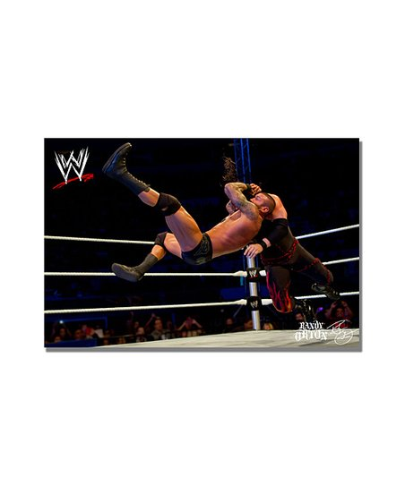 24'' Randy Orton Gallery-Wrapped Canvas