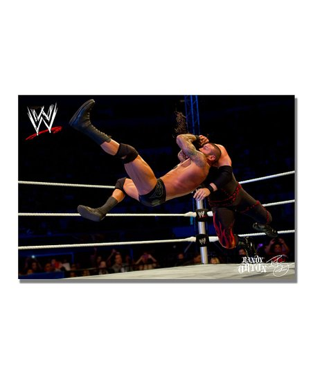 32'' Randy Orton Gallery-Wrapped Canvas