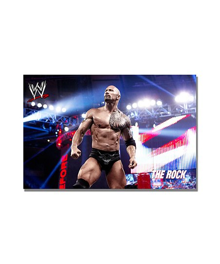24'' The Rock What's Cooking Gallery-Wrapped Canvas