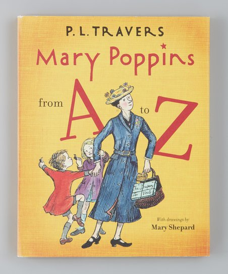 Mary Poppins from A to Z Hardcover