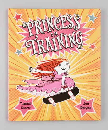 Princess in Training Hardcover