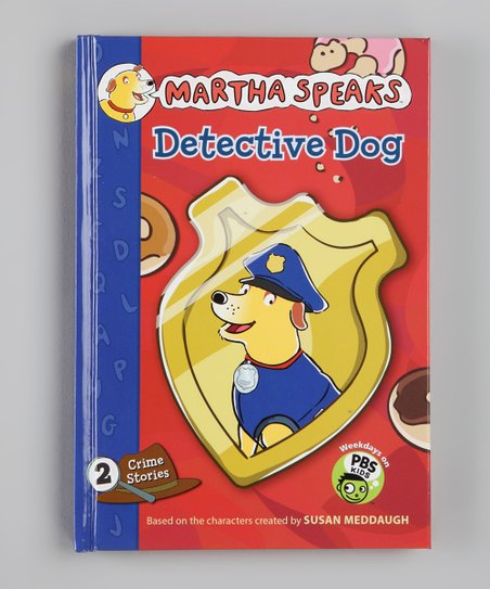 Martha Speaks: Detective Dog Paperback