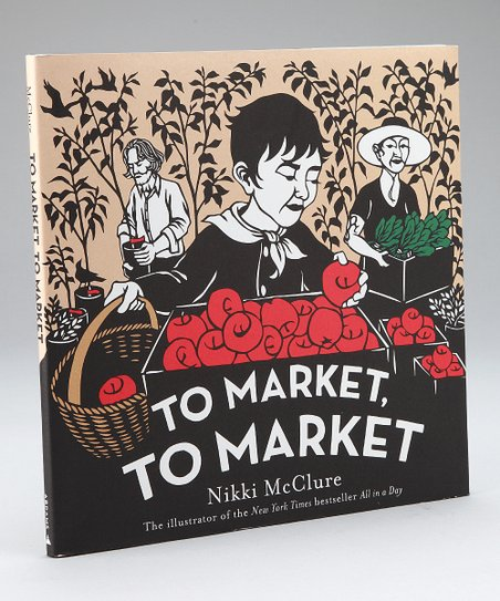 To Market, To Market Picture Book Hardcover