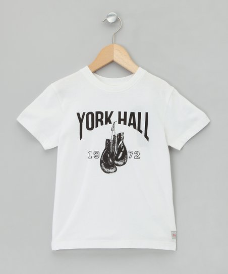 Blanc Boxer 'York Hall' Tee - Boys