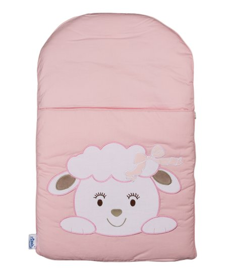 Pink Cotton Candy Nap Mat