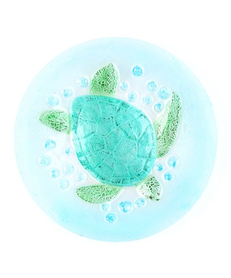 Sea Turtle Round Plate