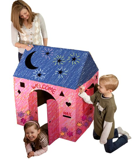 Crafty Cottage Playhouse