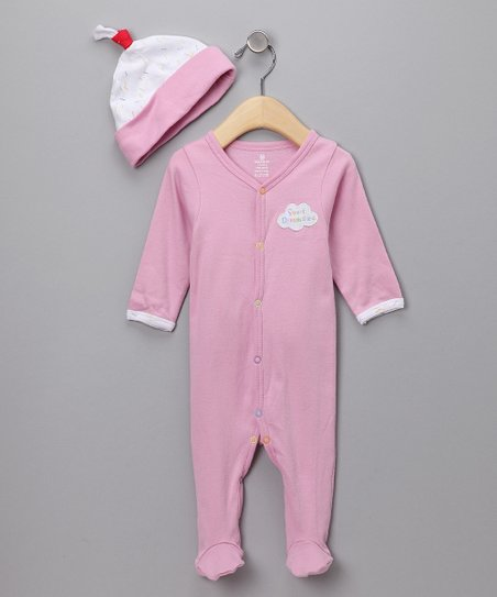 Strawberry 'Sweet Dreamzzz' PJs Set