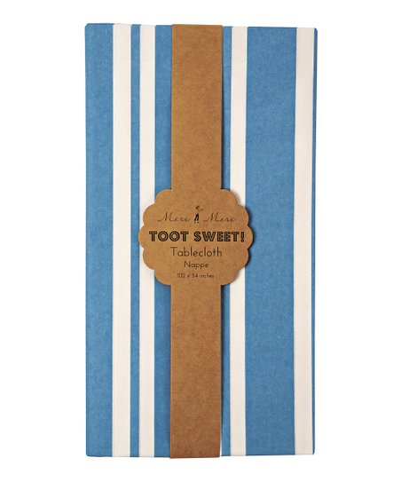 Blue Toot Sweet Tablecloth