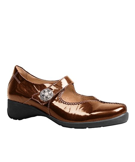 Cinnamon Trude Patent Mary Jane - Women